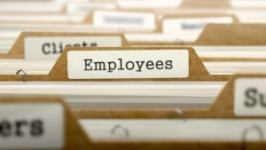 Storing your employee's data securely