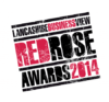 Red Rose Awards logo