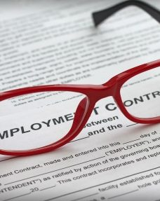 employment contract legal advice