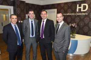 New property lawyers at Harrison Drury