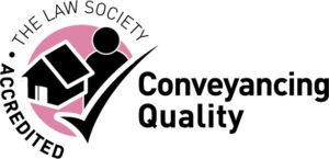 Accredited by the Conveyancing Quality Scheme