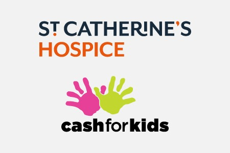 St Catherines Cash 4 Kids Logo
