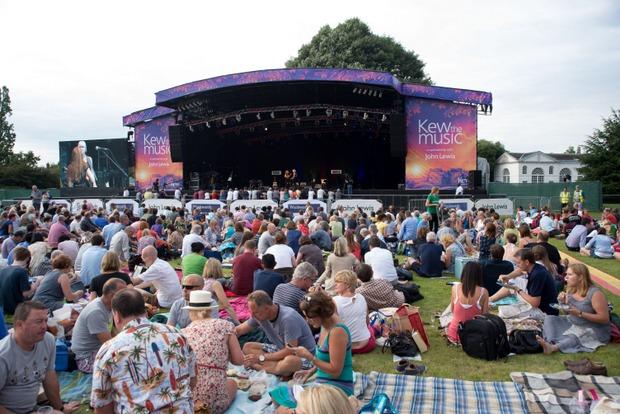 Kew the MusicConcert