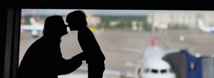 Travelling with a child with a different surname