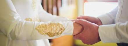 Is an Islamic faith marriage protected under English law