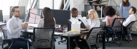Team restructuring during coronavirus