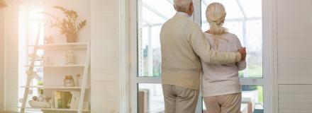 coronavirus and care home management