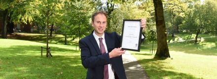 Lancashire lawyer James wins rights to an audience with the high court
