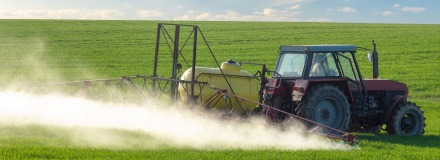 Rural sector update: The risks arising from the use of pesticides on farmland
