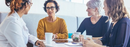Supporting women at work during menopause